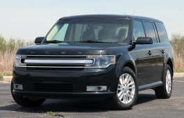 Ford Flex Facelift SUV
