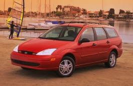 Ford Focus I Estate