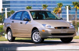 Ford Focus I Berline