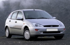 Ford Focus I Hatchback