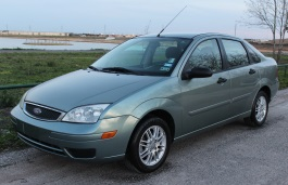 Ford Focus I Facelift Berline