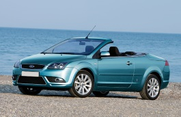Ford Focus II Convertible