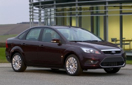 Ford Focus II Facelift Berline