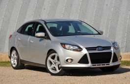 Ford Focus III Saloon
