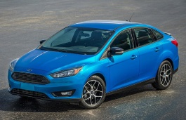 Ford Focus III Facelift Berline