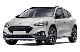 Icona per specifiche di ruote e pneumatici per Ford Focus Active