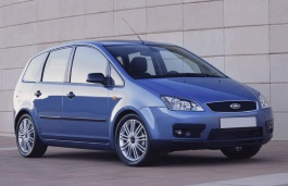 ford focus c-max - specs of wheel sizes, tires, pcd, offset and rims