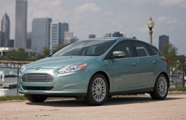Icona per specifiche di ruote e pneumatici per Ford Focus Electric