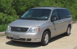 Ford Freestar MPV