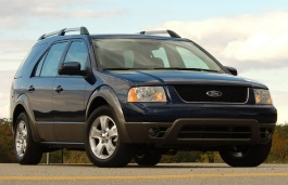 Ford Freestyle wheels and tires specs icon