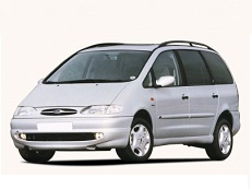 Ford Galaxy WGR MPV