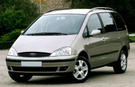 Ford Galaxy I Restyling MPV