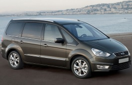 Ford Galaxy II MPV
