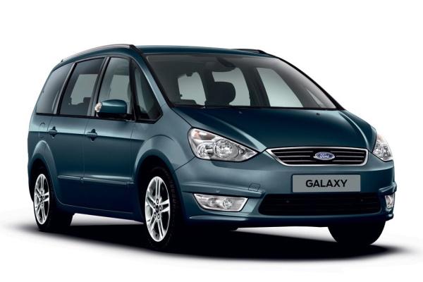 Ford Galaxy II MPV
