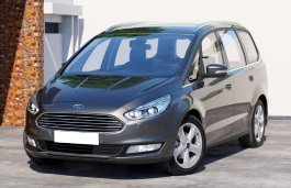 Ford Galaxy wheels and tires specs icon