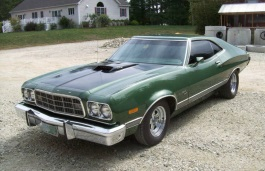 Ford Gran Torino wheels and tires specs icon