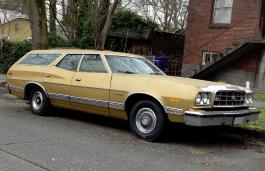 Ford Gran Torino III Station Wagon