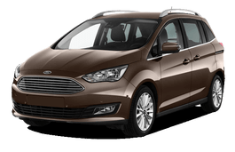 Ford Grand C-MAX wheels and tires specs icon