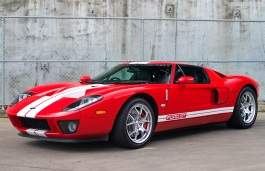 Ford GT wheels and tires specs icon