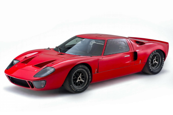 Ford GT I Coupe