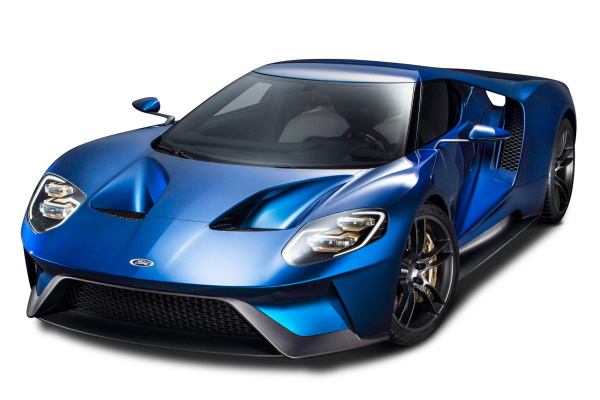 Ford GT II Coupe