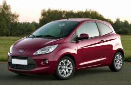 Ford Ka 2009 Wheel Tire Sizes Pcd Offset And Rims Specs
