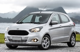 Ford Ka Iii Hatchback
