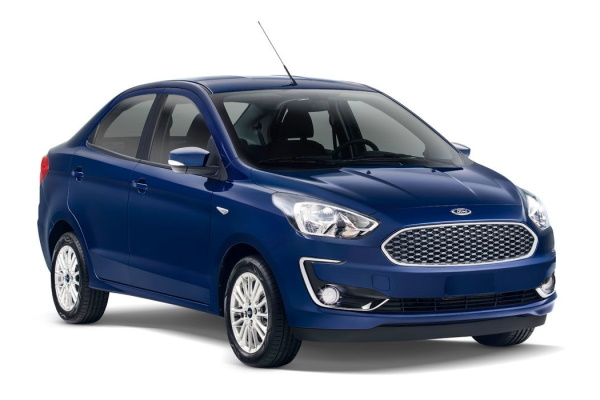 Ford Ka III Facelift Berline