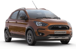 Ford Ka Freestyle wheels and tires specs icon