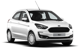 Ford Ka+ Facelift Hatchback