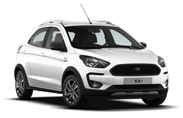 Ford Ka Active Hatchback