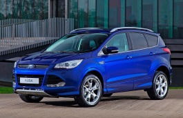 Ford Kuga wheels and tires specs icon