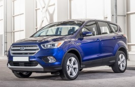 Ford Kuga II Facelift SUV