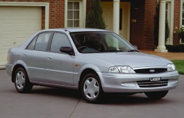 Ford Laser KN Saloon