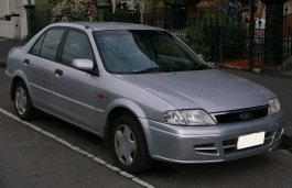 Ford Laser wheels and tires specs icon