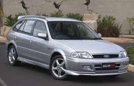 Ford Laser KQ Hatchback