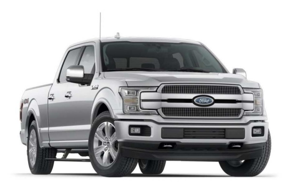 Ford Lobo XIII Facelift Pickup Double Cab