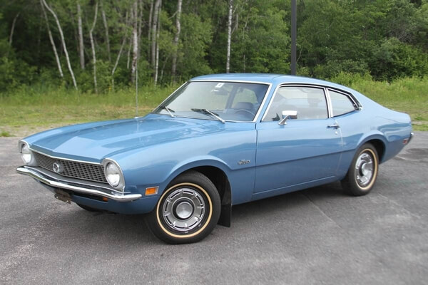 Ford Maverick wheels and tires specs icon