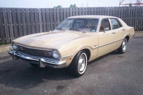 Ford Maverick Berline