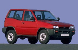 Ford Maverick I SUV