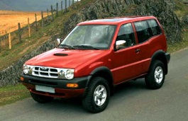 Ford Maverick I Restyling SUV
