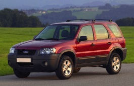 Ford Maverick II SUV
