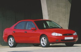 opony do Ford Mondeo MK2 [1996 .. 2000] Liftback, 5d