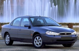 opony do Ford Mondeo MK2 [1996 .. 2000] Saloon