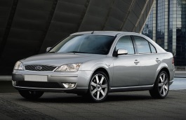 opony do Ford Mondeo MK3 [2000 .. 2007] Liftback, 5d