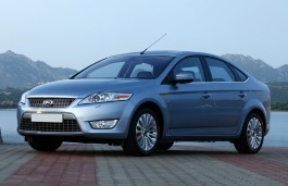 opony do Ford Mondeo MK4 [2007 .. 2010] Liftback, 5d