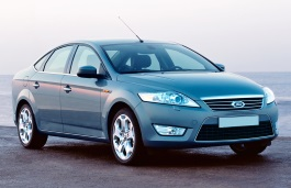 opony do Ford Mondeo MK4 [2007 .. 2010] Saloon