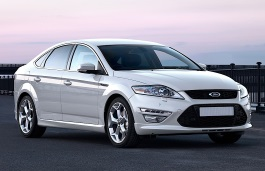Ford Mondeo MK4 Restyling Liftback