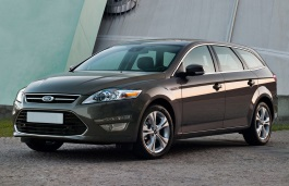 Ford Mondeo MK4 Restyling Estate