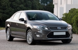 Ford Mondeo MK4 Restyling Berline